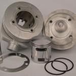 cilindro pinasco 177 alluminio vespa