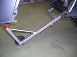 ruotino PLC vespa small frame