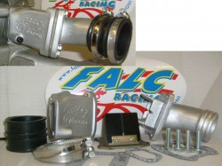 collettore lamellare falc racing per Vespa small